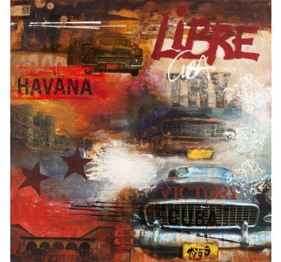Cuba Libre 110x100