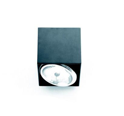 Cubo Parete Halo AR111 Lampada