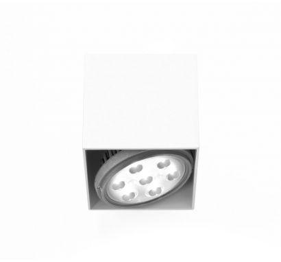 Cubo Soffitto LED AR111 Lampada