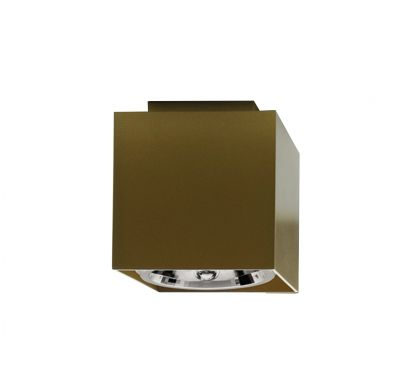 Cubo LED AR111 Lampada da Soffitto Bronzo