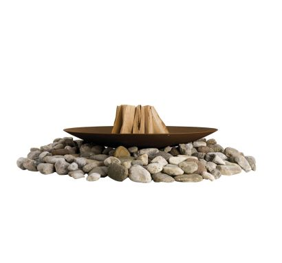 Discolo Wood-Burning Outdoor Fire Pit