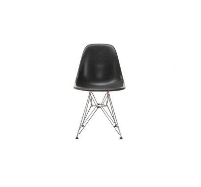 Eames Fiberglass Side Chair DSR Chrome - Sedia