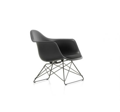 Eames Plastic Armchair LAR - Chrome Base