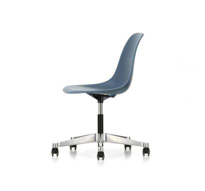 Eames Plastic Side Chair PSCC - Sedia Girevole