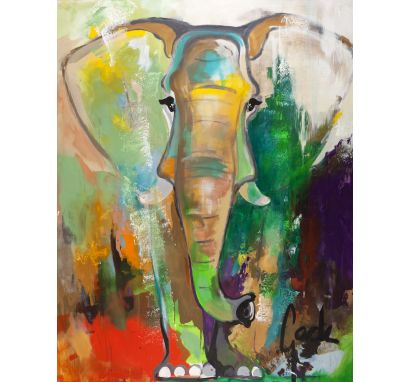 Elephant Dreams 90x120