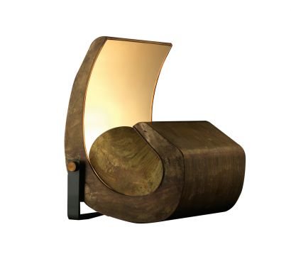 Escargot Floor Lamp