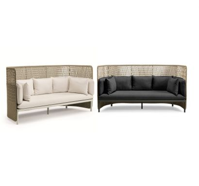 Esedra 3 Seater High Back Sofa