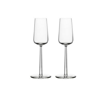Essence Set 2 glasses 21 cl Champagne