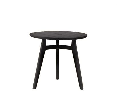 Knit Coffee Table - Stromboli Black