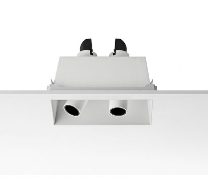 Find Me Double Point Recessed Lamp