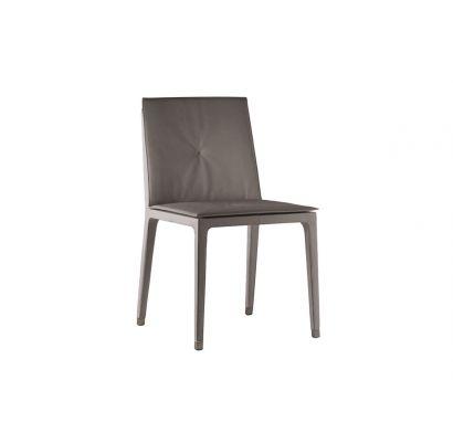 Fitzgerald Chair - Pelle Frau® SC 26 Topo