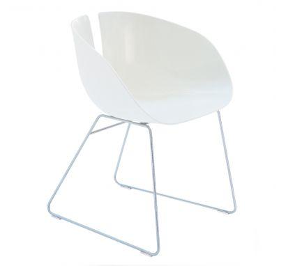 fjord chair inox steel