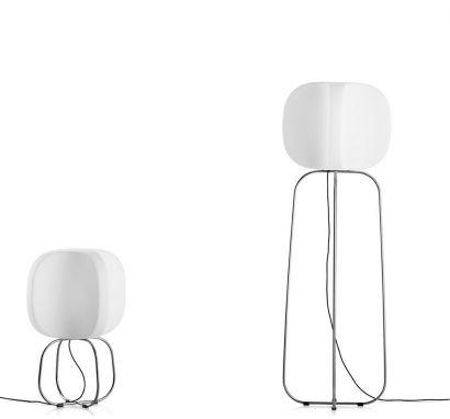 Four Floor Lamp