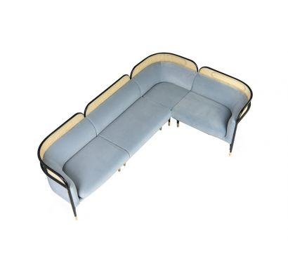 Targa Modular Sofa Units