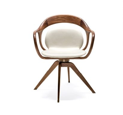 Norah Swivel Armchair