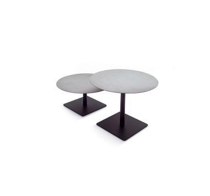 Giro Outdoor Table ø 100 Ivory