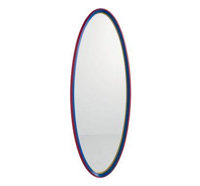 45° Specchiera Ovale