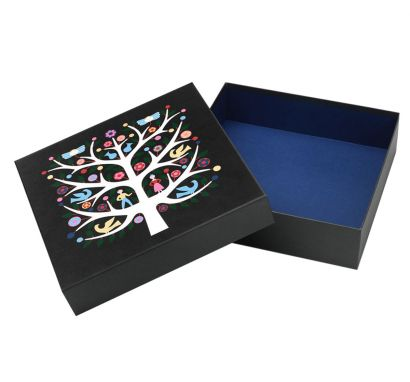 Graphic Boxes Collection -  Piccolo contenitore/Tree of Life