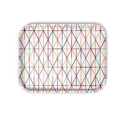 Grid multicolour large