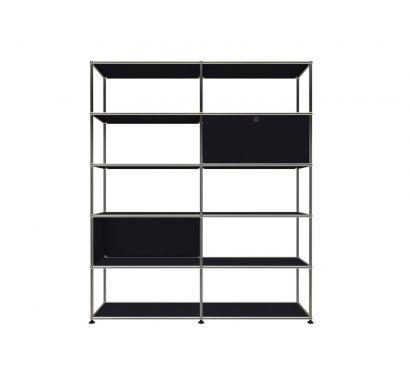 Haller Bookcase and Storage Unit M