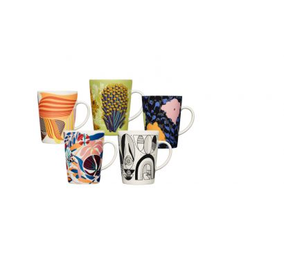 Graphics Mugs Collection