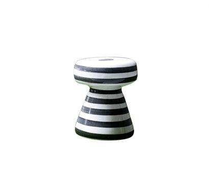 Inout 44 Pouf in Ceramica