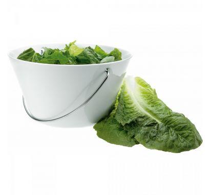 Bowl in Porcelain 2,5 L. White
