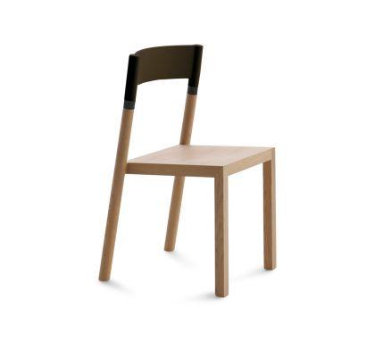 Joynt Chair/Natural Oak-Chestnut Lacquered