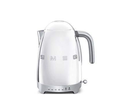 Electric Kettle 50's Aesthetic Stainless steel