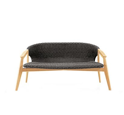 Knit Two-Seater Sofa