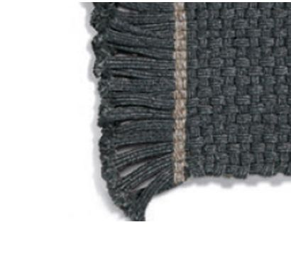 Knot 001 Tappeto - Piombo