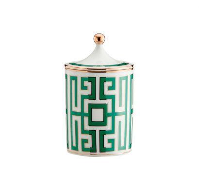 Labirinto Smeraldo Candle with Lid 300 CC