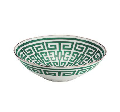 Labirinto Smeraldo Bowl Ø 20 cm