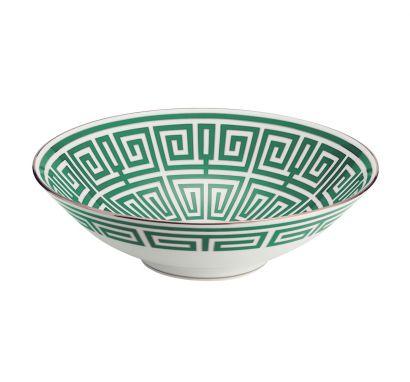 Labirinto Smeraldo Bowl Ø 27 cm