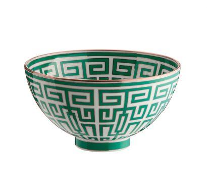 Labirinto Smeraldo Gio Ponti Bowl H. 11 cm