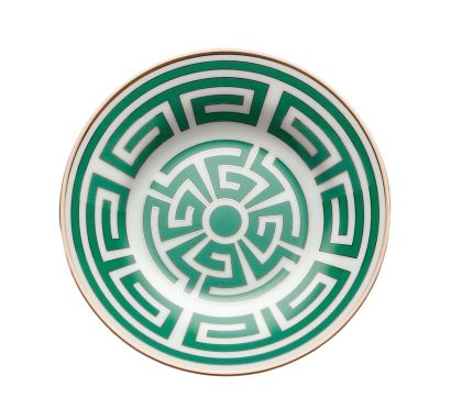 Labirinto Smeraldo Coffee Cup Plate Ø 11 cm