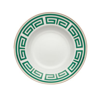 Labirinto Smeraldo Soup Plate Ø 24,5 cm