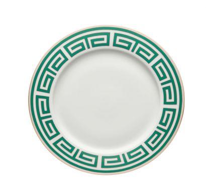 Labirinto Smeraldo Flat Plate Ø 28 cm