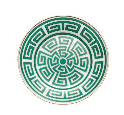Labirinto Smeraldo Bread Plate Ø 16 cm