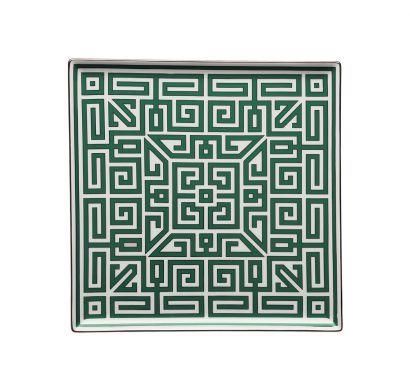 Labirinto Smeraldo Pocket Emptier Plate L. 30 cm - P. 30 cm