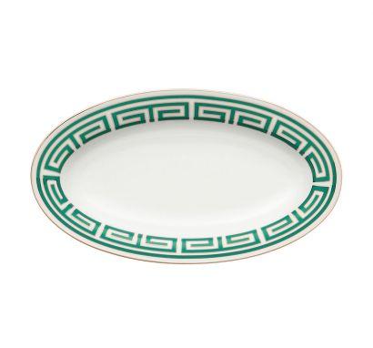 Labirinto Smeraldo Hors d'Oeuvre Plate L. 23,5 cm