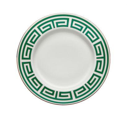 Labirinto Smeraldo Placeholder Plate Ø 31 cm