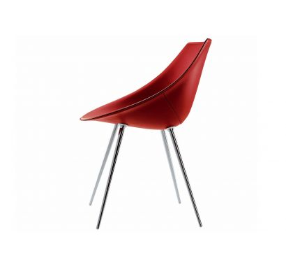 Lagò Chair - Saddle Leather