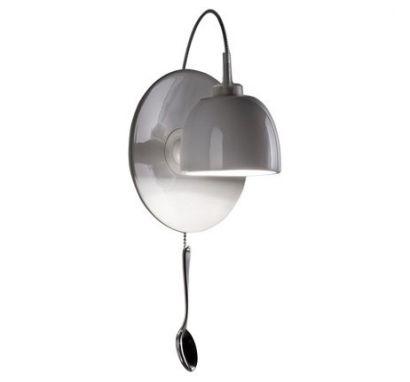 Light Au Lait Wall Lamp