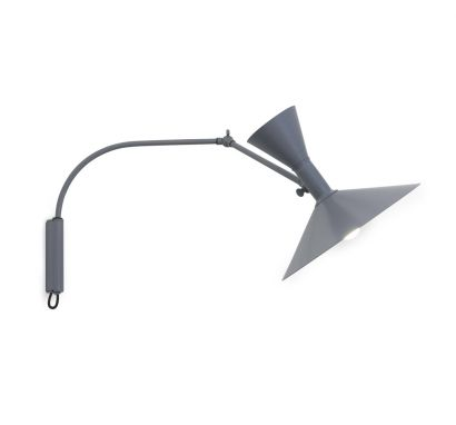 Lampe de Marseille - Wall Lamp Grey