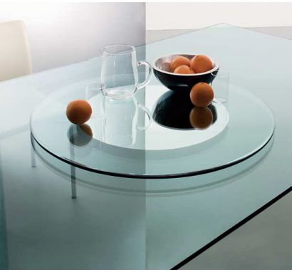 Lazy Susan Turntable Tray