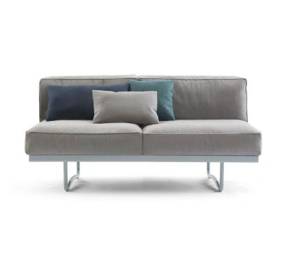 LC5 Sofa Cassina by Le Corbusier, Pierre Jeanneret, Charlotte Perriand
