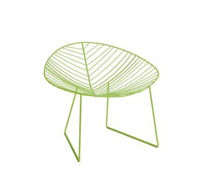 Leaf Sled Lounge Chair