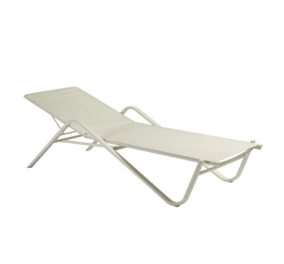 Holly Sunbed White/White
