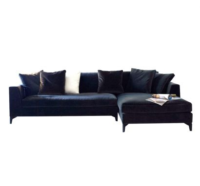 Louis Up Sofa whit Chaise Longue - Dayton06